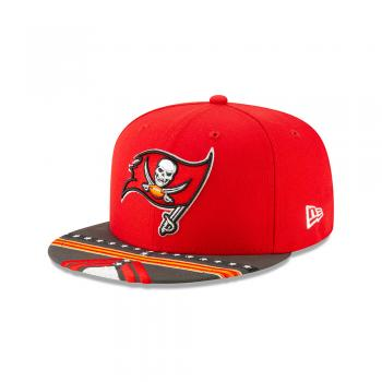 New Era - 59Fifty - NFL Draft 2019 - Tampa Bay Buccaneers red