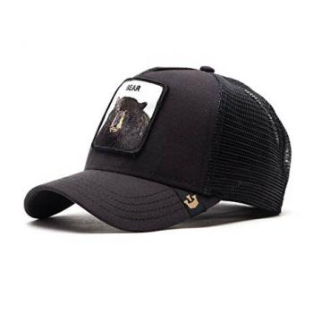 30e6d5ec7b7 Caps   NFL Stuff-Goorin Bros. - Trucker Cap - Bear black