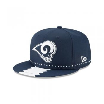 New Era - 9Fifty - NFL Draft 2019 - Los Angeles Rams navy