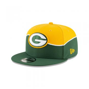 New Era - 9Fifty - NFL Draft 2019 - Green Bay Packers green / yellow
