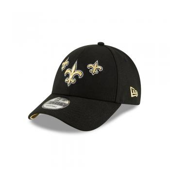 New Era - 9Forty - NFL Draft 2019 - New Orleans Saints black