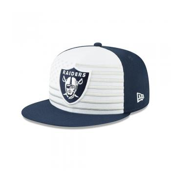New Era - 59Fifty - NFL Draft 2019 - Oakland Raiders white