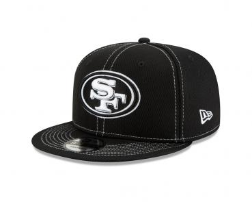 New Era - 9Fifty - NFL Draft 2019 - San Francisco 49ers black / white