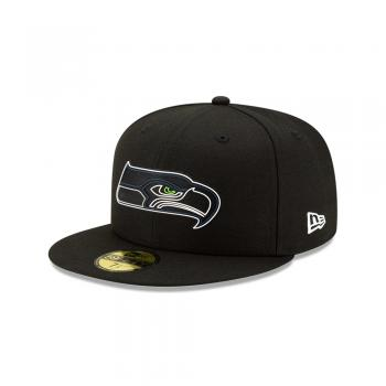 New Era - 59Fifty - NFL Draft 2020 - Seattle Seahawks black