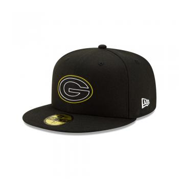 New Era - 59Fifty - NFL Draft 2020 - Green Bay Packers black