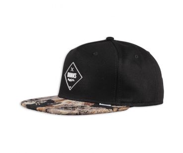 Djinns - Snapback - Ugly Cap Cats 2 - Black