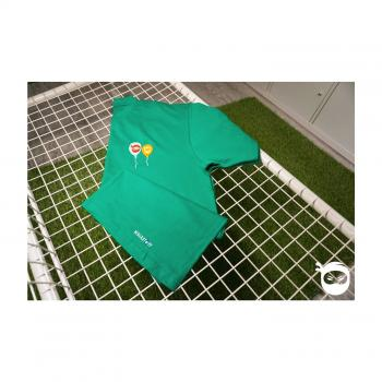 Ninjastoff - T-Shirt - Good Vibe Ninjas green