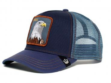Goorin Bros. - Trucker Cap - Flying Eagle navy