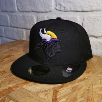 New Era - 59Fifty - Minnesota Vikings - Elements 2.0 black