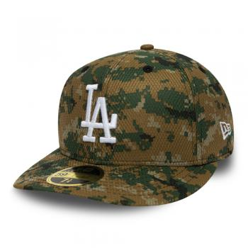 New Era - 59Fifty Low Profile - Los Angeles Dodgers digital camo