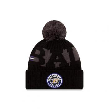 New Era - On Field Knit - Baltimore Ravens black