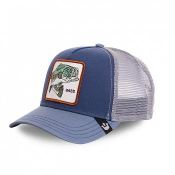Goorin Bros. - Trucker Cap - Bass blue
