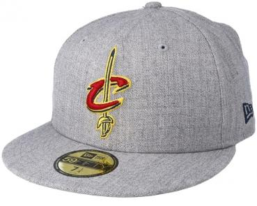 New Era - 59Fifty - Cleveland Cavaliers heather grey