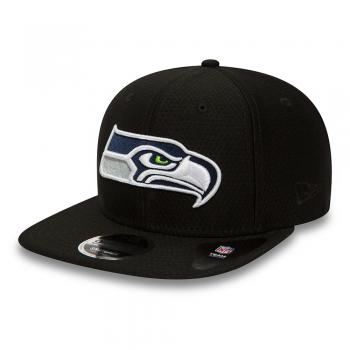 New Era - 9Fifty - Dry Era Tech - Seattle Seahawks black