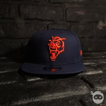 New Era - 9Fifty - Elements Coll. - Chicago Bears navy / orange