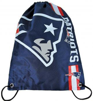 Collectibles NFL Cropped Logo Gym Bag New England Patriots navy