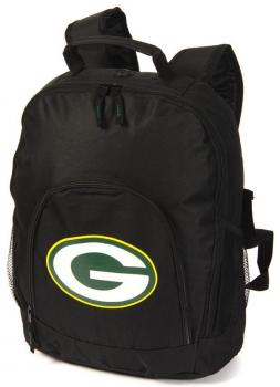 Collectibles NFL Backpack Green Bay Packers black