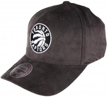 Mitchell & Ness - 110 Curved Snapback - Toronto Raptors dark grey