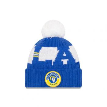 New Era - On Field Knit - Los Angeles Rams blue