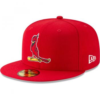 New Era - 59Fifty - Cooperstown Coll. - St. Louis Cardinals red
