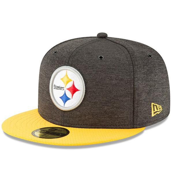 New Era - 59Fifty - NFL Sideline 18 - Home - Pittsburgh Steelers